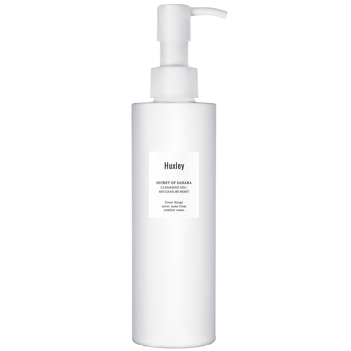 Huxley Cleansing Gel Be Clean, Be Moist