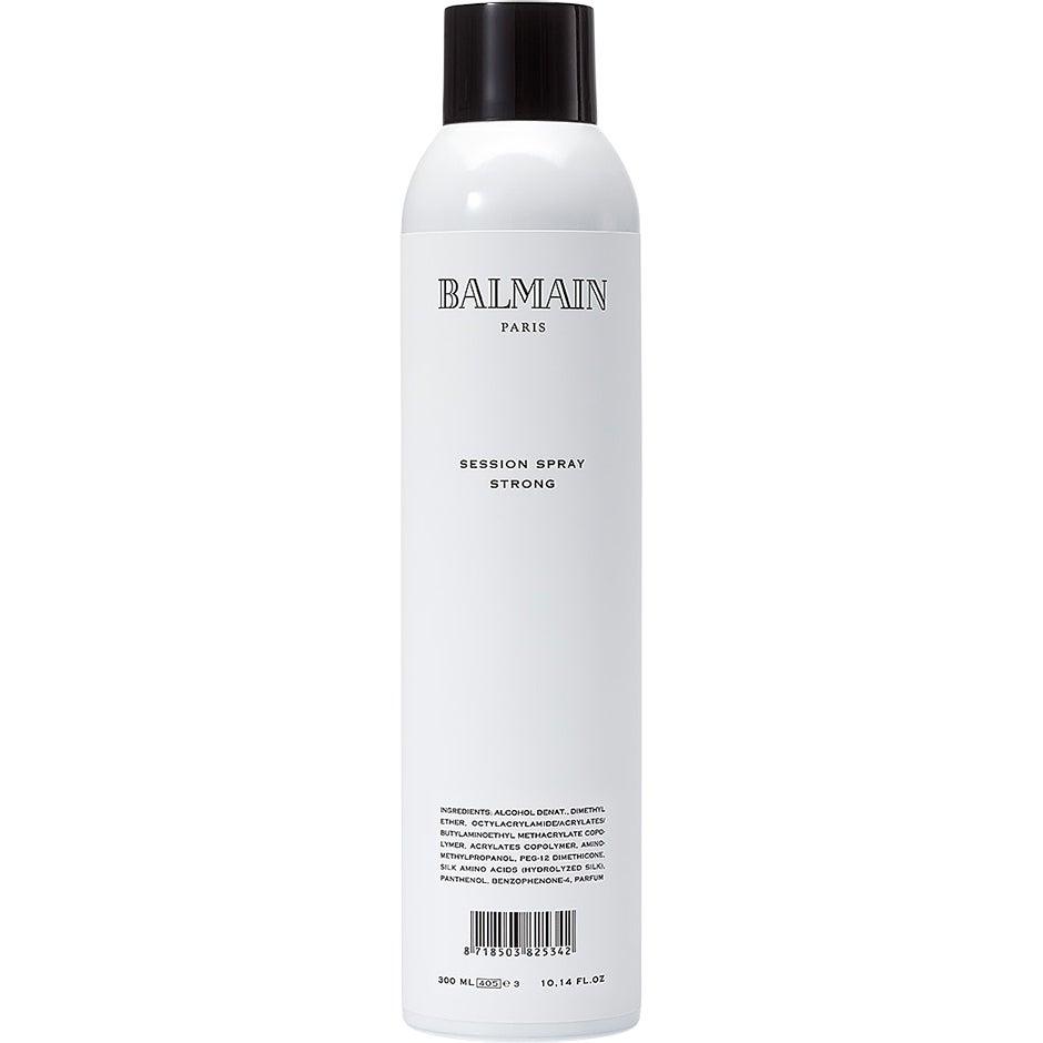 Bilde av Balmain Session Spray Strong, 300 Ml Balmain Hair Couture Hårstyling