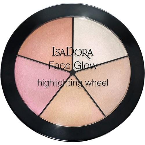 IsaDora Face Glow Highlighter Weel