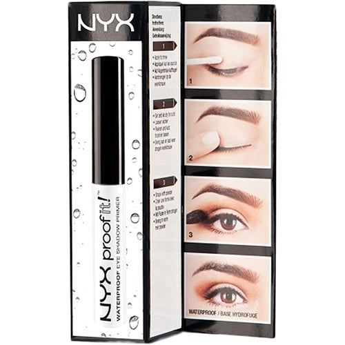 NYX Professional Makeup Waterproof Eye Shadow Primer