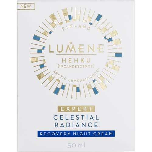 Lumene HEHKU Celestial Radiance Recovery Night Cream