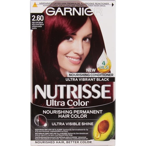 Garnier Nutrisse Ultra Color Deep Cherry Black