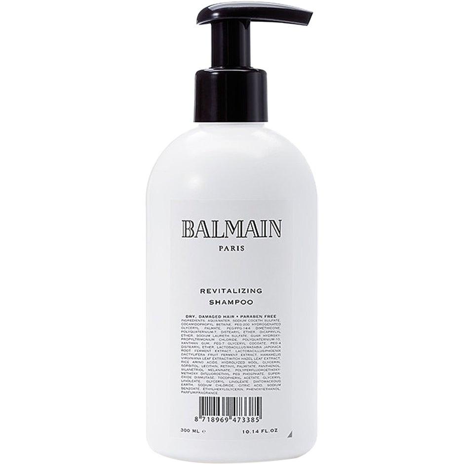 Bilde av Balmain Revitalizing Shampoo, 300 Ml Balmain Hair Couture Sjampo