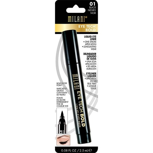 Milani Cosmetics Milani Eye Tech Liquid Liner