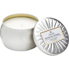 Voluspa Decorative Tin Candle Branche Vermeil