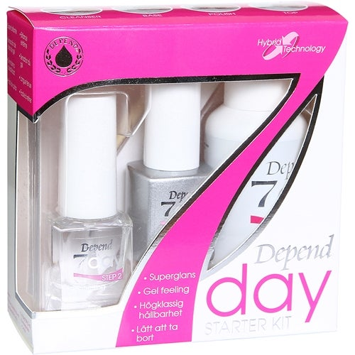 Depend 7 Day Starter Kit