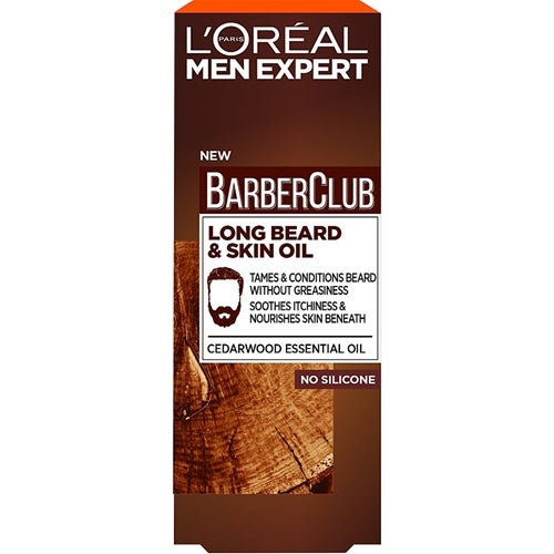 L'Oréal Paris Men Expert Barber Club Oil