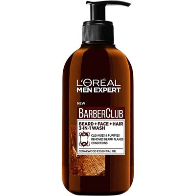 L'Oréal Paris Men Expert Barber Club Wash