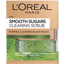 L'Oréal Paris Smooth Sugar Clearing Scrub
