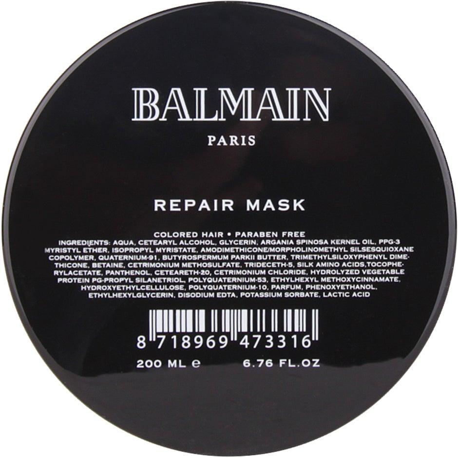 Bilde av Balmain Repair Mask, 200 Ml Balmain Hair Couture Hårkur