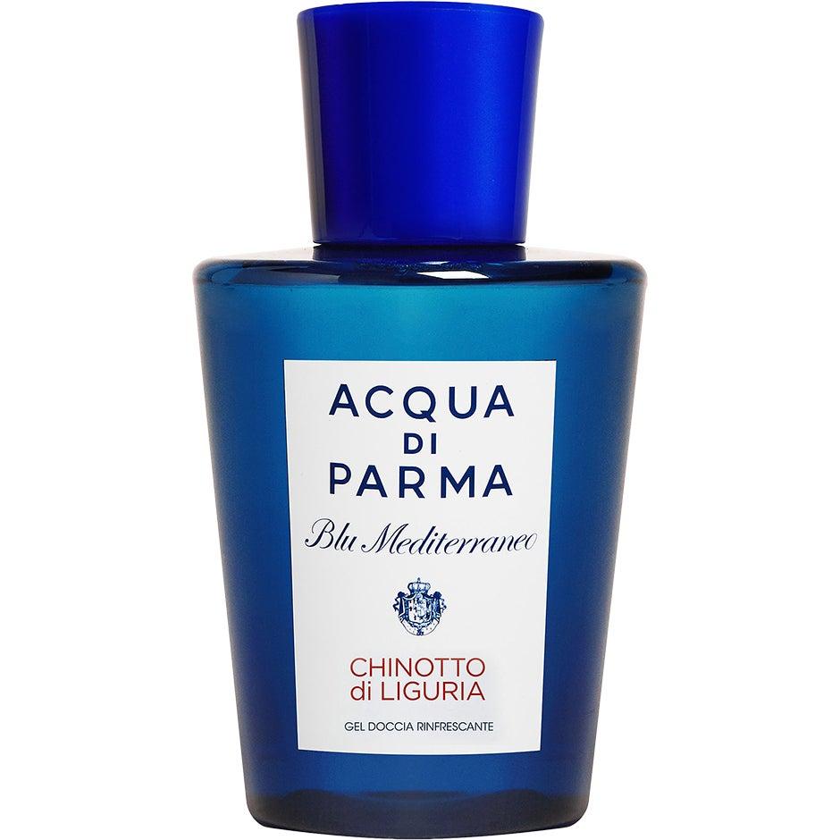 Bilde av Acqua Di Parma Blu Mediterraneo Chinotto Di Liguria Shower Gel, 200 Ml Acqua Di Parma Kroppsrengjøring For Menn
