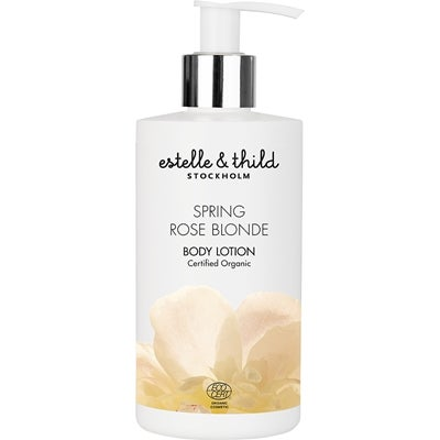 estelle & thild Estelle & Thild Spring Rose Blonde Body Lotion