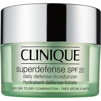Clinique Superdefense SPF 20 Skin Type 1+2