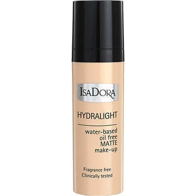 IsaDora Hydralight Oil-Free Matte Foundation
