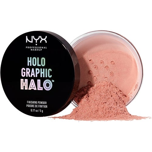 NYX Professional Makeup Holographic Halo Fine Powder