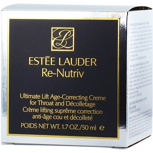 Estée Lauder Re-Nutriv Ultimate Lift Age-Correcting Creme for Throat & Décolletage