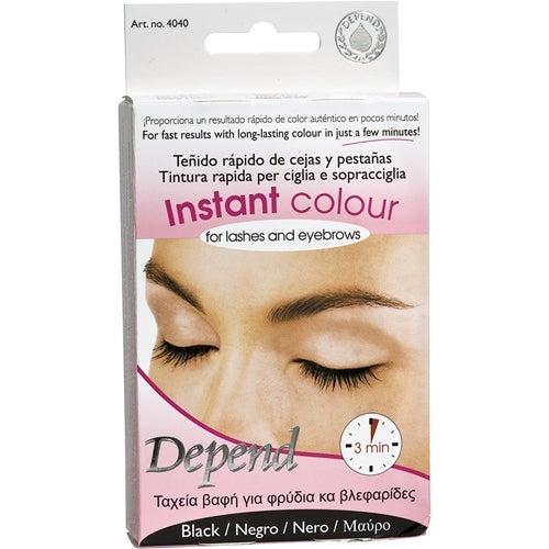 Depend Instant Colour For Lashes And Eyebrows