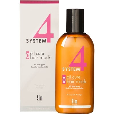 SIM Sensitive System 4 Oil Cure Hair Mask