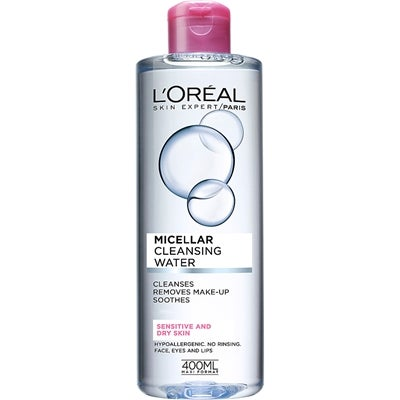 L'Oréal Paris Micellar Cleansing Water Sensitive/Dry Skin